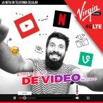 Virgin Mobile incluirá streaming de video en sus datos para nuevos usuarios