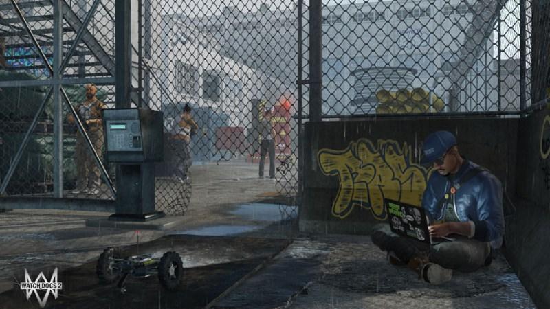 Ubisoft revela el nuevo modo Bounty Hunter para Watch Dogs 2 - whatch-dog-2-800x450