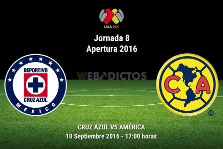 Cruz Azul vs América, Clásico Joven del A2016 | Resultado: 3-4