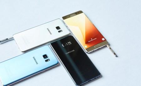 Samsung Galaxy Note 7 explota en manos de un niño de 6 años