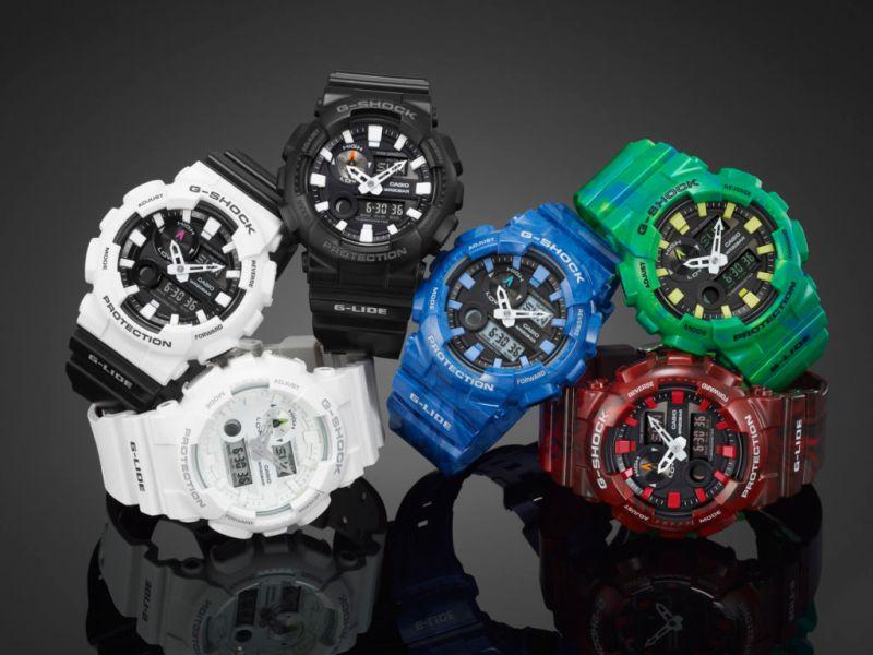 G-Shock presenta relojes con el balance perfecto entre resistencia, tecnología y diseño - gax-100_theme_1
