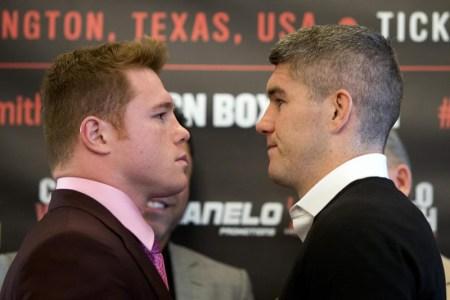 A qué hora es la pelea del Canelo vs Smith y qué canal la pasará