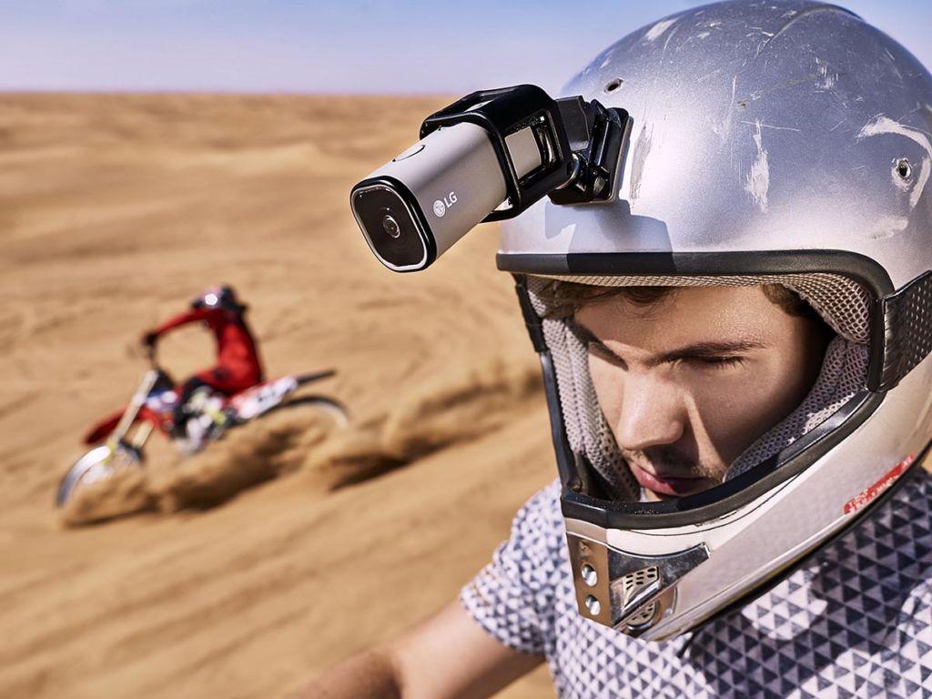 LG: tendencias y avances en relación con la fotografía digital - lg-action-cam-lte-2