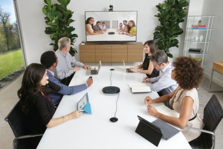 Logitech y Zoom presentan concepto que mejora la experiencia en videoconferencias