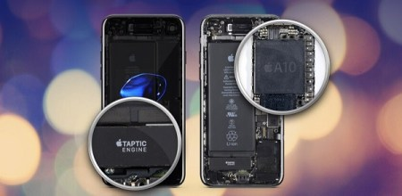 El iPhone 7 lleva dentro un chip de Intel