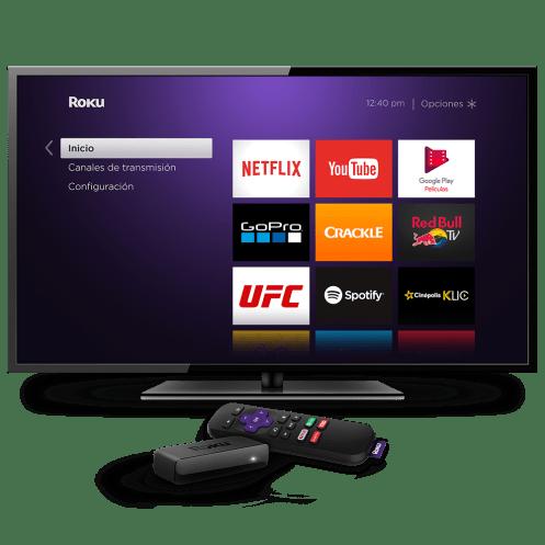 Roku anuncia una línea de reproductores de streaming desde $849 pesos - roku-express