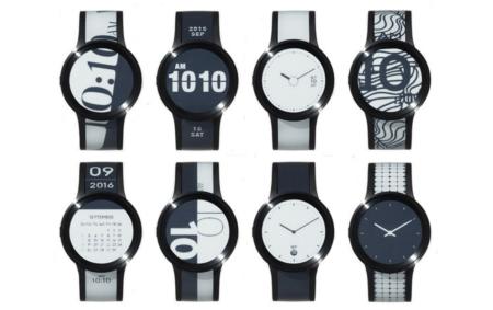 Sony FES Watch U, el reloj japonés hecho de papel electrónico