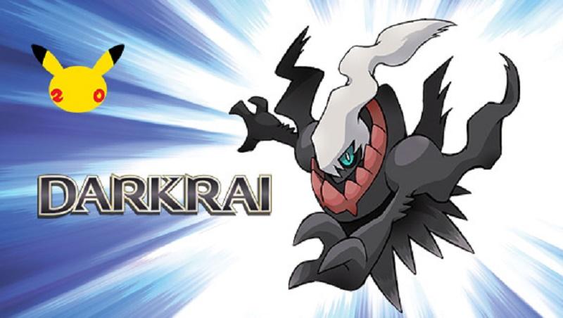 Ya puedes descargar gratis al Pokémon Keldeo - 20th-anniversary-darkrai-169-800x452