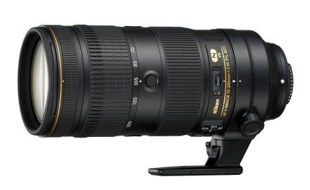 Nikon incorpora dos lentes de formato FX con calidad profesional
