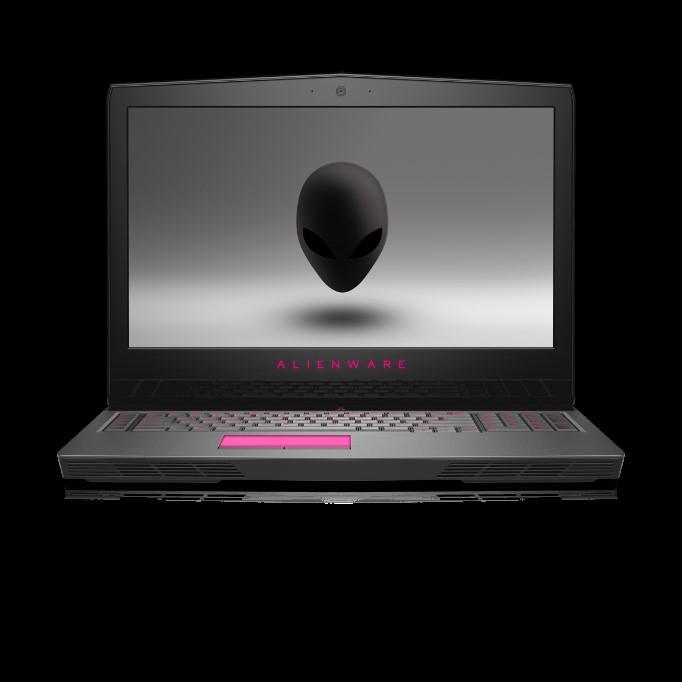 Dell celebra el 20 aniversario de Alienware y lanza la Alienware 17 R4 - alienware-17-front-open-lid