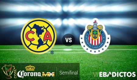 América vs Chivas, Semifinal de Copa MX A2016 | Resultado: 1 (3) – (4) 1