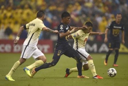 América vs Pumas, Partido Amistoso 2016