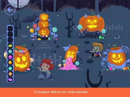 3 divertidas apps de halloween para niños