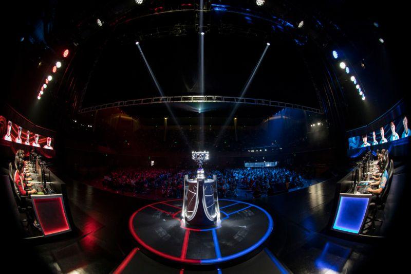 Los 8 equipos que avanzan en el Campeonato Mundial de League of Legends - campeonato-mundial-de-league-of-legends_2-800x533