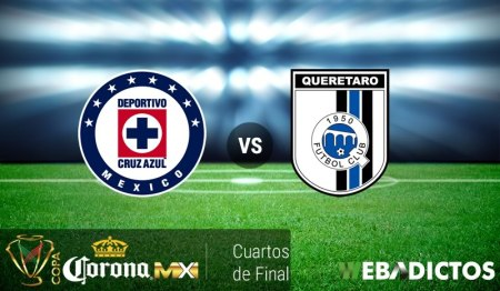 Cruz Azul vs Querétaro, Copa MX Apertura 2016   Resultado: 1-3
