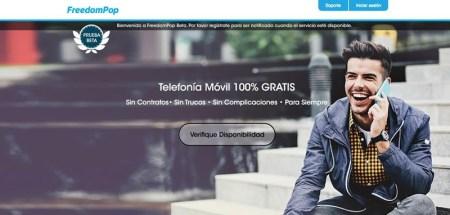 FreedomPop, telefonía móvil 100% gratis llegará a México