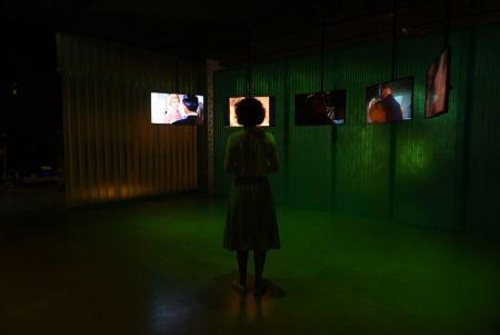 LG y Fundación Telefónica juntos en la primera exposición «Hitchcock, más allá del suspense»