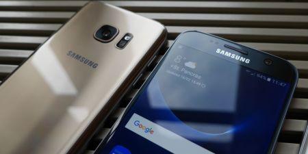 El Galaxy S8 tendría sensor de huellas dactilares óptico