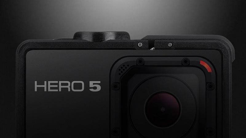Conoce los nuevos lanzamientos de GoPro - gopro-hero-5-800x450