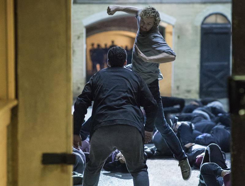 Marvel's Iron Fist estrenó trailer en el New York Comic-con - iron-fist-trailer-ny-comic-con