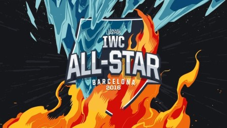 Se abre la votación para el IWC All-Stars de League of Legends