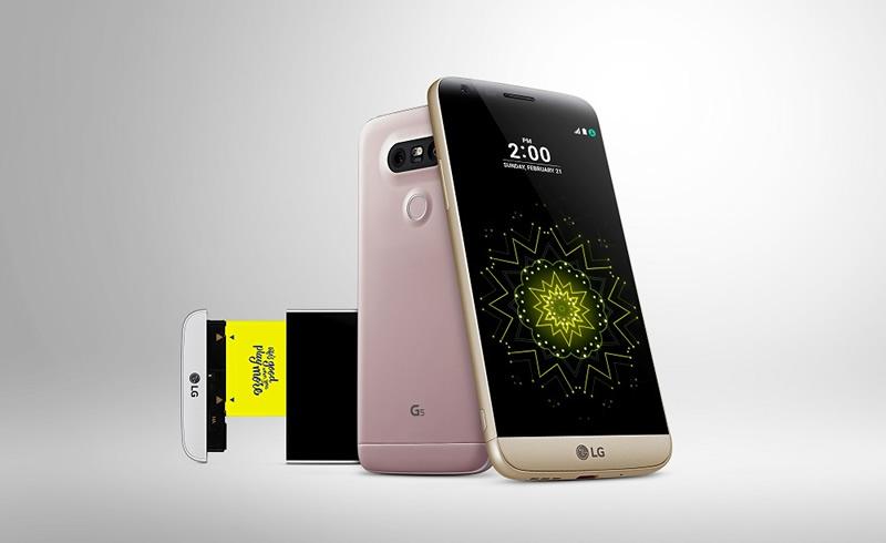 LG G5 certificado por el gobierno estadounidense para uso empresarial y militar - lg-g5