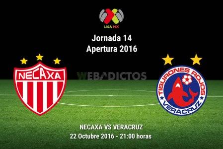 Necaxa vs Veracruz, Jornada 14 de la Liga MX ¡En vivo por internet! | Apertura 2016