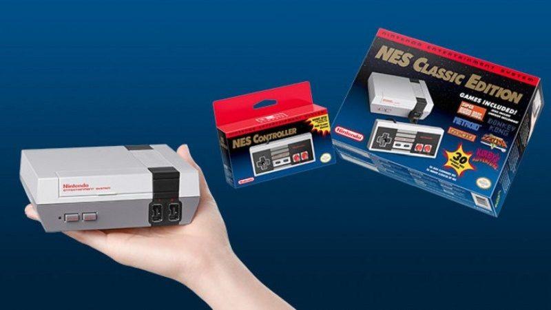"""Nintendo muestra su """"nueva"""" 'Mini Nes' en acción - nintendo-nes-classic-edition-800x450"""