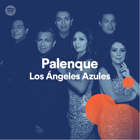 Palenque de Spotify presenta: Los Ángeles Azules - palenque-de-spotify