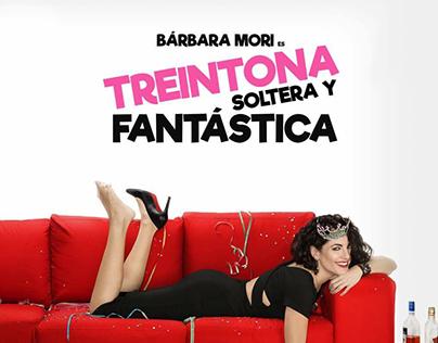 Treintona, Soltera y Fantástica primer lugar de taquilla en México - pelicula-treintona_soltera_fantastica