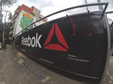 Reebok crea un gym urbano en la CDMX - reebok-the-gym-is-everywhere-2