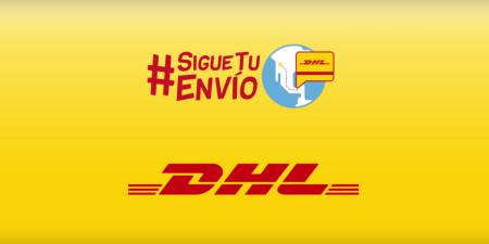 Rastrear envíos de DHL ahora es posible desde Twitter con #SigueTuEnvío