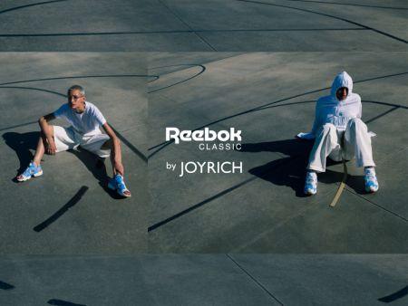 Reebok Instapump Fury x Joyrich: la nueva colección de Reebok Classic