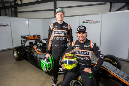 "Claro video y Nat Geo presentan la serie ""Superautos: Sahara Force India"""