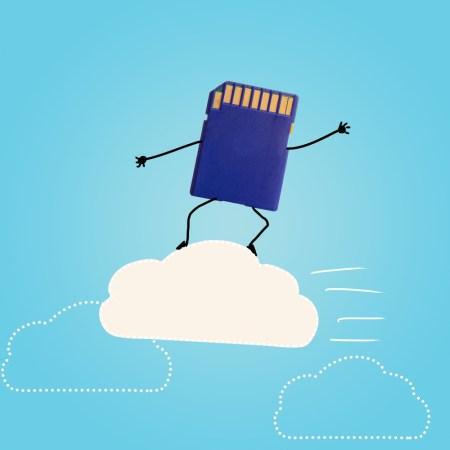 Tarjeta vs Nube: La búsqueda interminable para un mayor almacenamiento