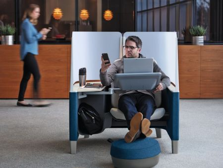 4 tendencias en las oficinas modernas que deberías considerar