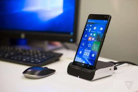 HP lanza phablet con Windows 10
