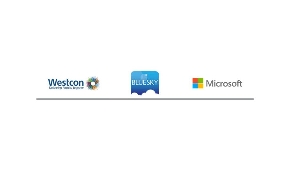 Westcon presenta BlueSky, revolucionaria plataforma cloud de inteligencia de negocio - westcon_bluesky_2
