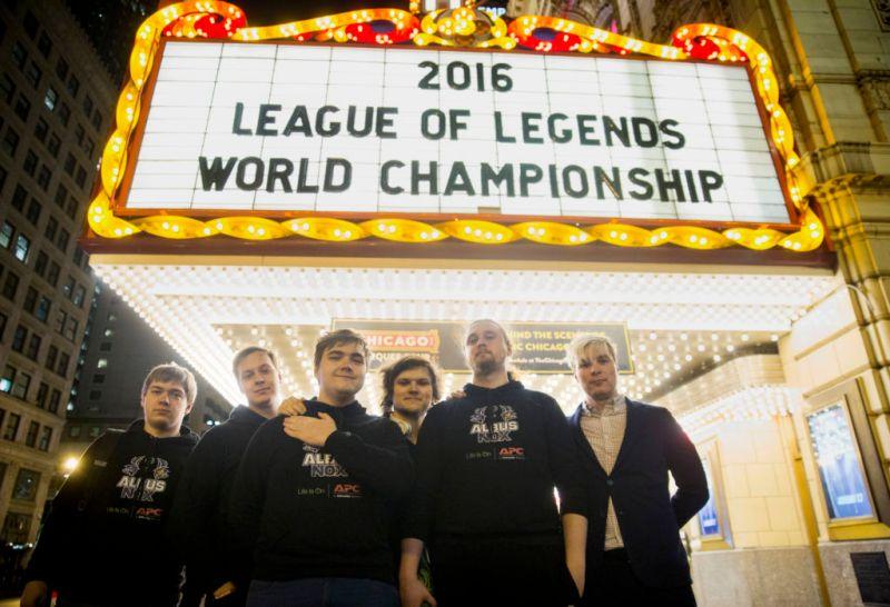 Corea domina los Cuartos de Final del Mundial de League of Legends - worldsqf5-cuartos-de-final-del-mundial-de-league-of-legends-800x546
