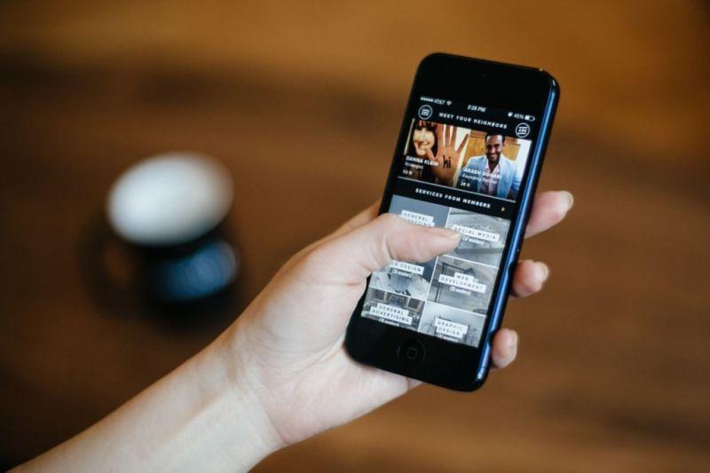 App WeWork: conecta con más de 70 mil emprendedores y freelancers alrededor del mundo - 20140320-wework-mobile-app-1-1