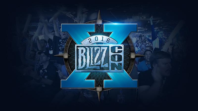 BlizzCon 2016 llega regresa este viernes 4 de noviembre - blizzcon-2016