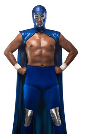 Llega en exclusiva a blim: Blue Demon, el hombre detrás de la máscara - blue-demon-300x450