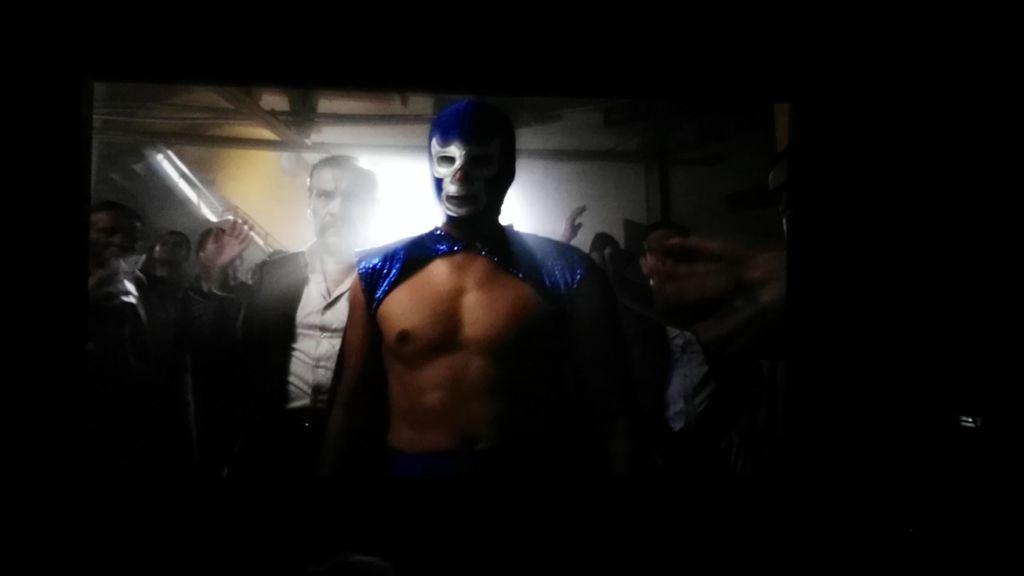 Llega en exclusiva a blim: Blue Demon, el hombre detrás de ...