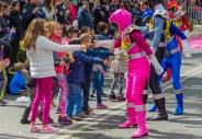 Bolo Fest 2016, el desfile navideño de Liverpool se lleva acabo con éxito en la CDMX - desfile-bolo-fest-2016_power-rangers