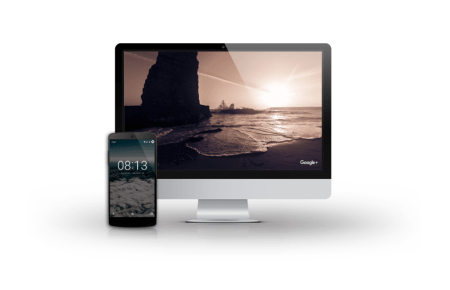 Google presenta un protector de pantalla para Mac