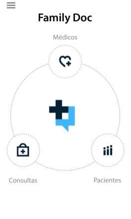 Family Doc, app que facilita el trato médico-paciente de manera inmediata y a distancia - home-paciente