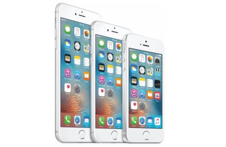 Apple lanzaría tres modelos de iPhone en 2017