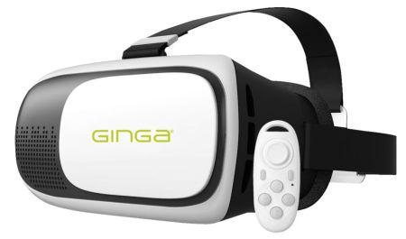 GINGA presenta nuevos lentes de Realidad Virtual