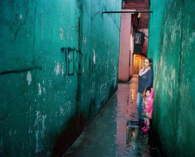 Ciudadanas. Caminamos a oscuras: Muestra fotográfica de Anja Jensen en México - leti-ciudadanas-caminamos-a-oscuras