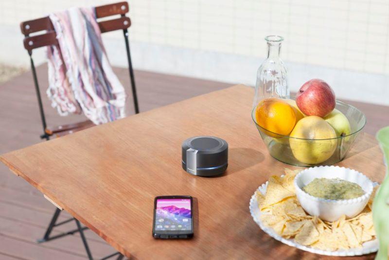 Panasonic lanza altavoz inalámbrico Urban ¡doce horas de música en 360º! - panasonic-sc-rb5e-k-estilo-vida-1-800x534